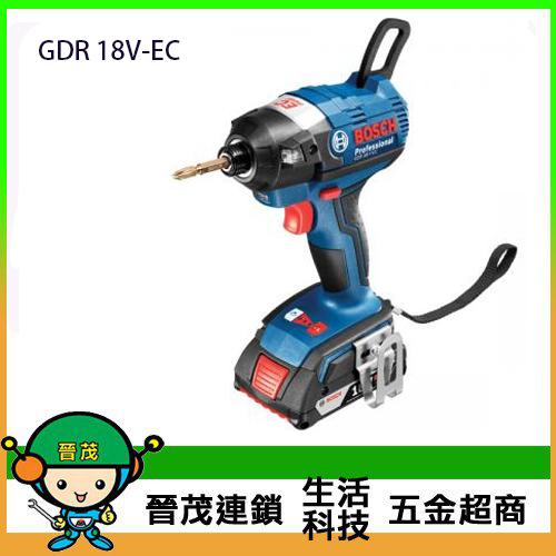 免碳刷鋰電衝擊起子機 GDR 18V-EC