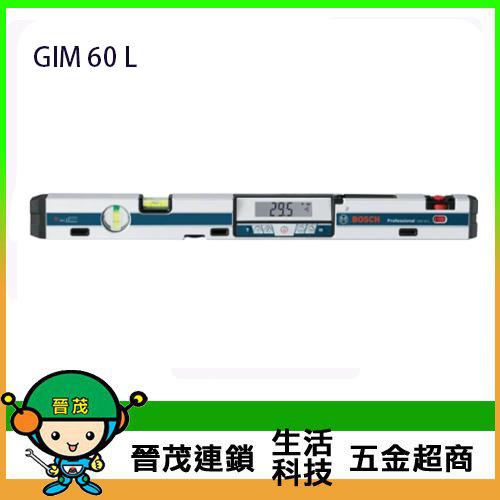 電子水平尺 GIM 60 L